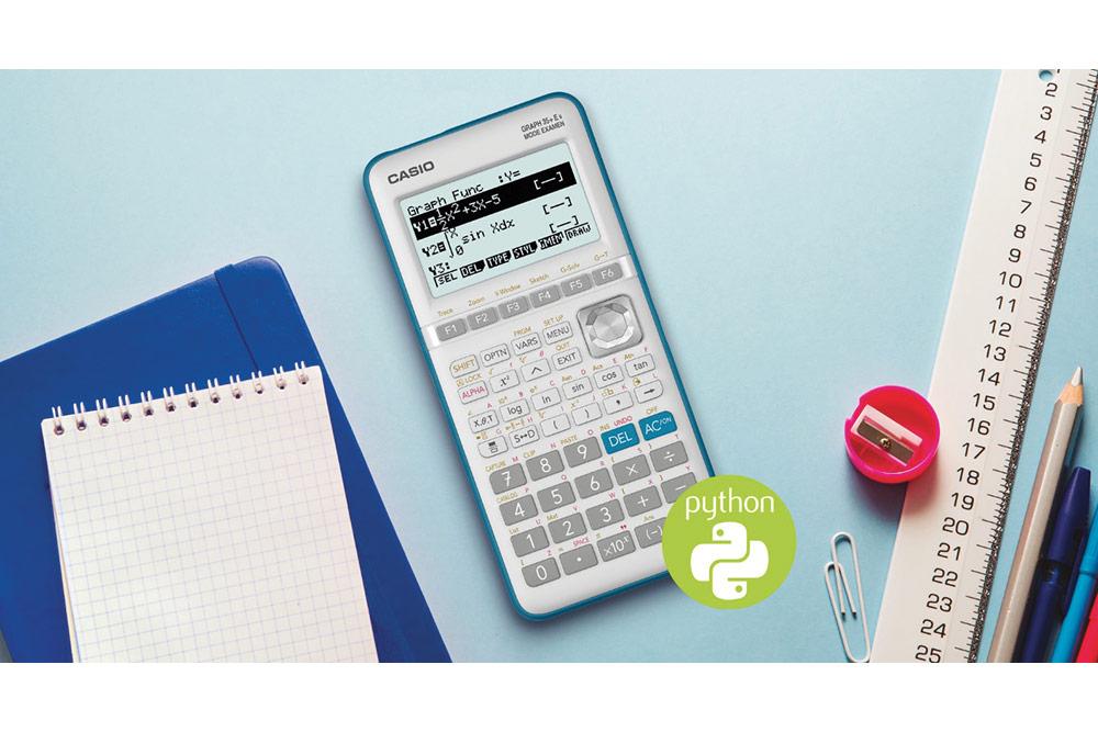 Calculatrice Casio Graph35+E