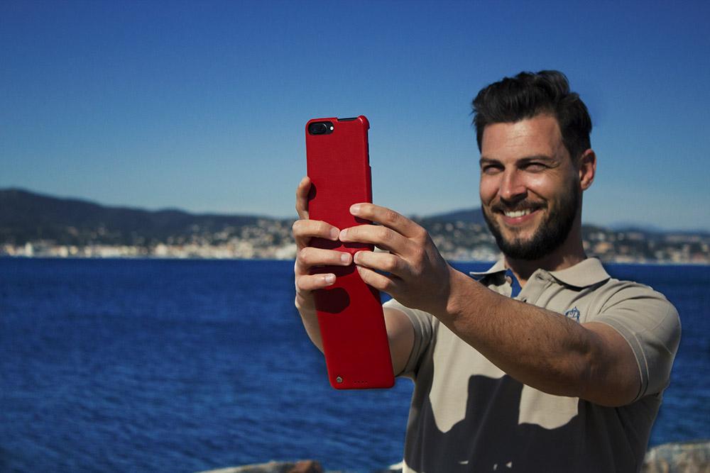 Noreve : des coques pour smartphone en cuir haut de gamme