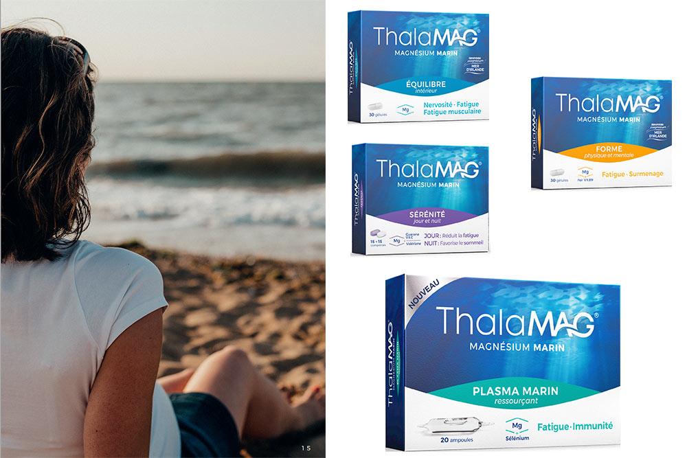 Magnésium Marin Thalamag