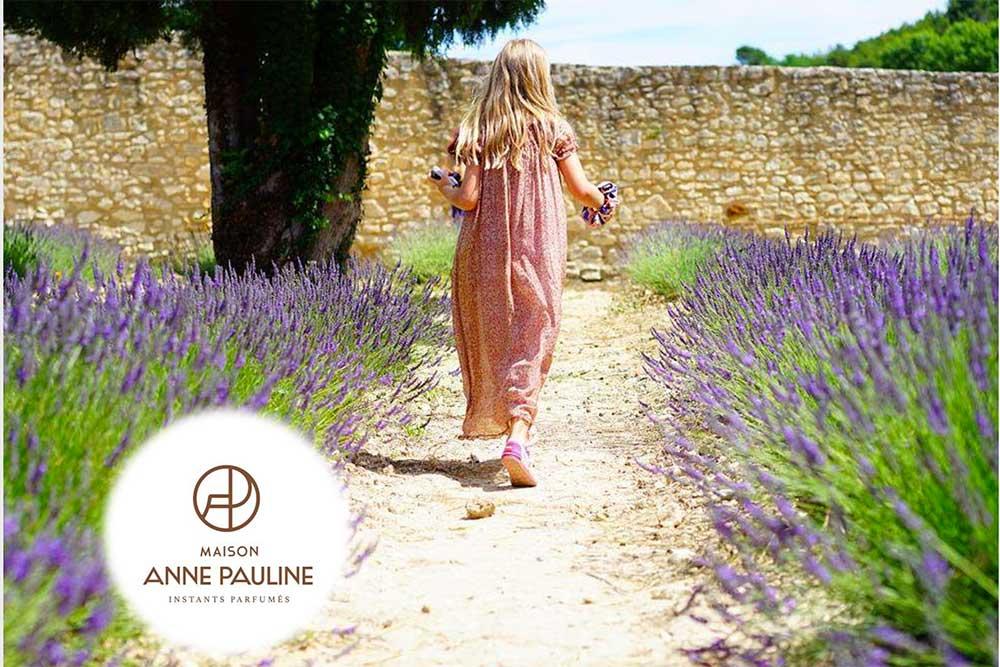 Maison Anne Pauline parfums d'ambiance pour la maison