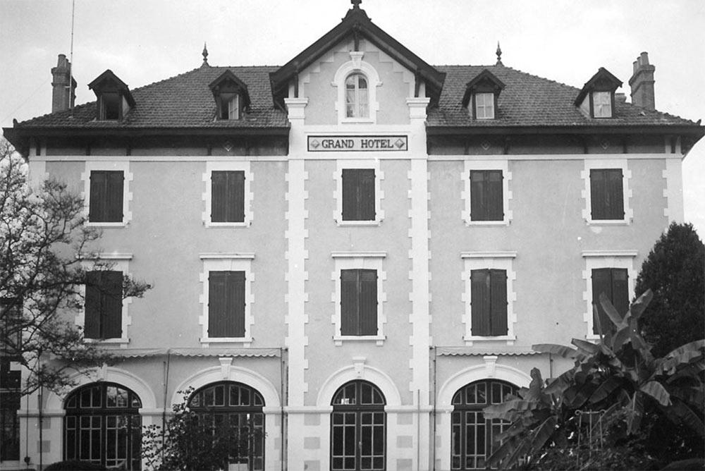Grand Hôtel en 1966