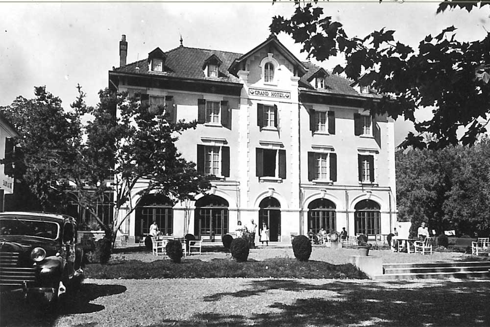 Grand Hôtel en 1961