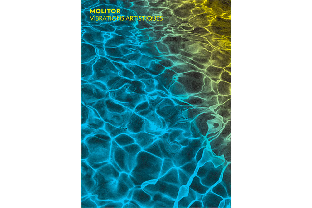 Un très beau livre à garder ou à offrir: Molitor, vibrations artistiques aux Éditions h'artpon, 196 pages, 35€.