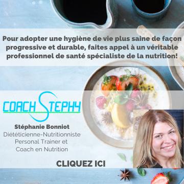 Stéphanie Bonniot Diététicienne-Nutritionniste