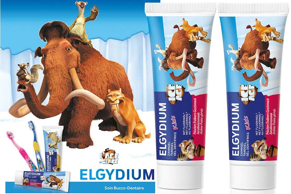 Elgidium Dentifrice