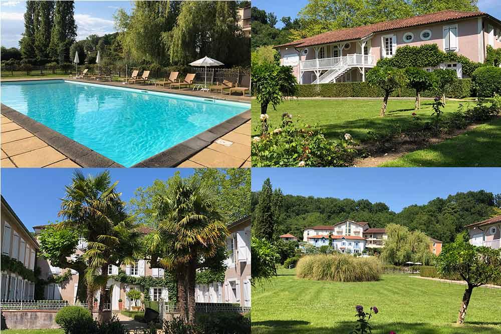 La Maison Rose : la piscine