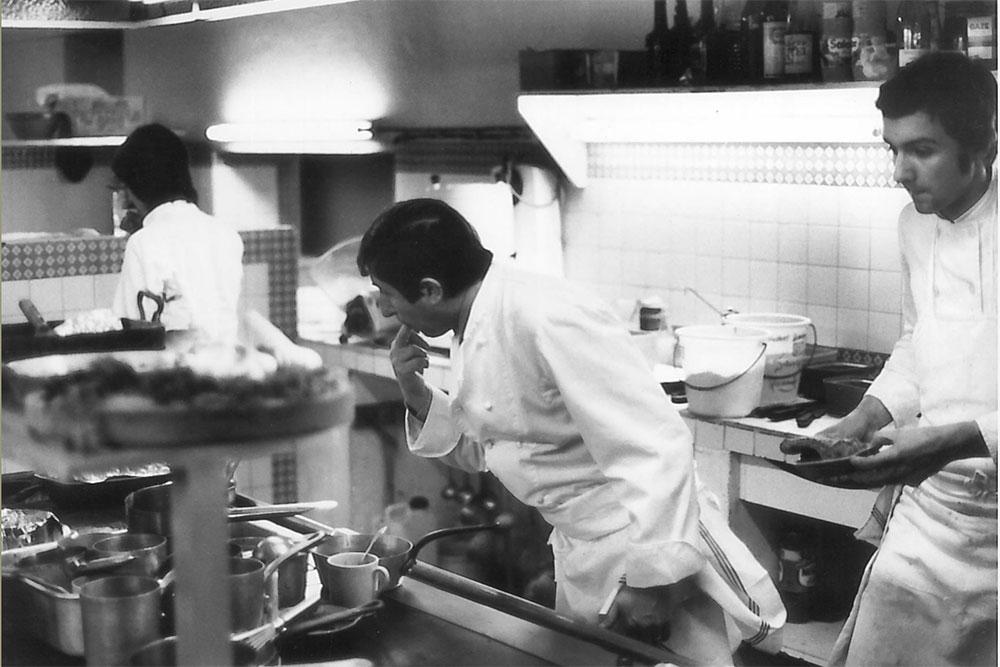 Michel Guérard en 1975