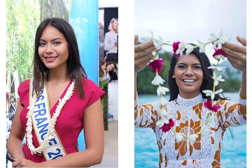 Vaimalama Chaves Miss France 2019