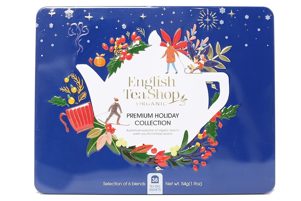 English Tea Shop : Coffret collection Holiday Bleu
