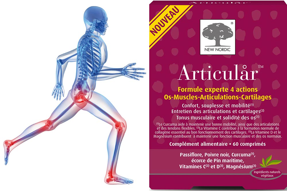 Articulations et douleur articulaires