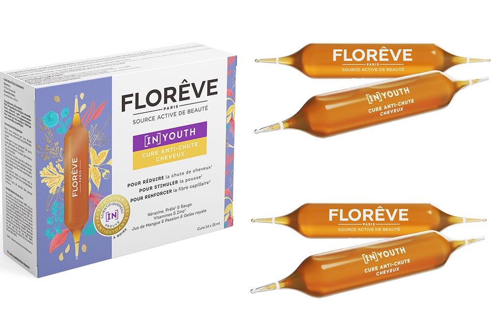 Florêve : cure cheveux