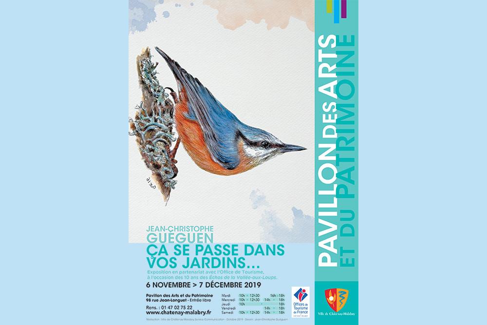 Jean-Christophe Guéguen : Exposition