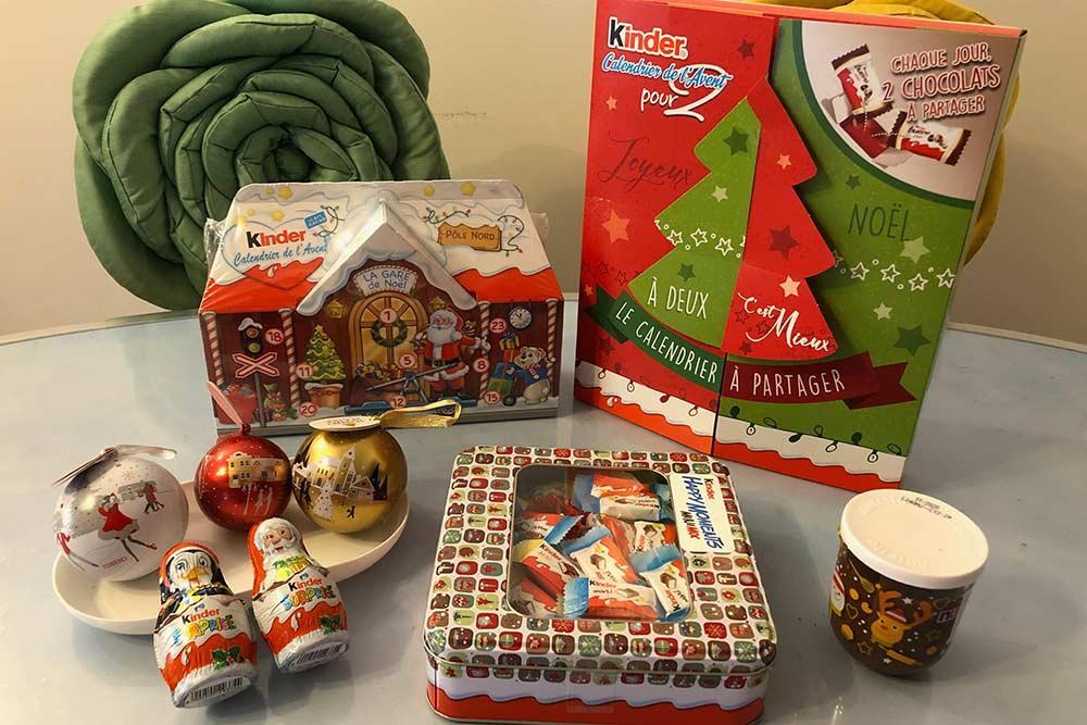 Ferrero, Kinder et Nutella des gourmandises à découvrir