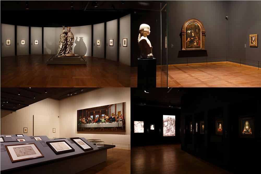 Exposition Léonard de Vinci 2019