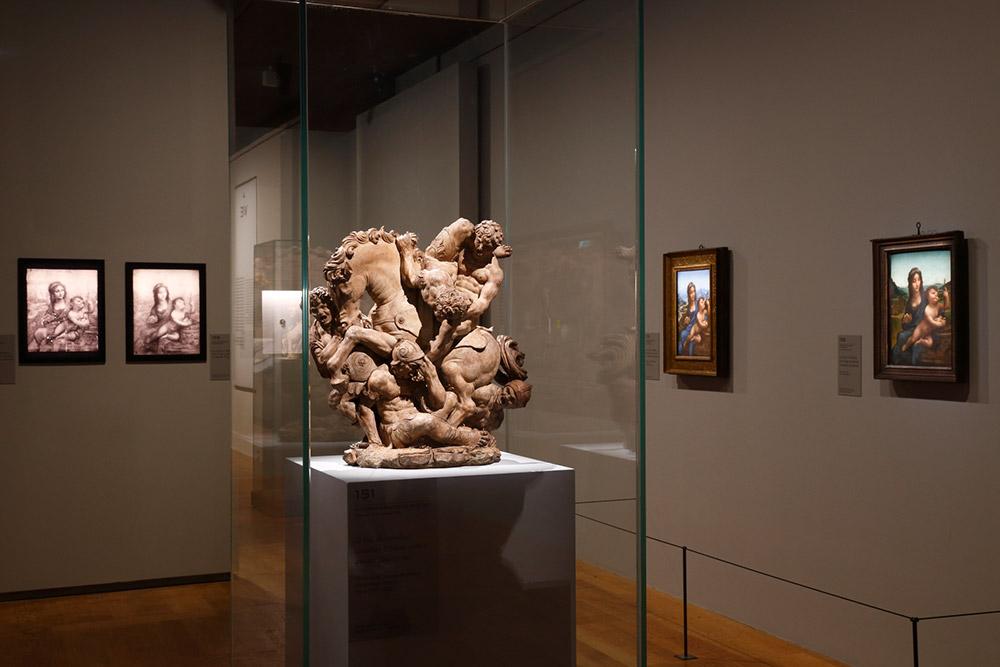Exposition Léonard de Vinci 2019 © Musée du Louvre_Antoine