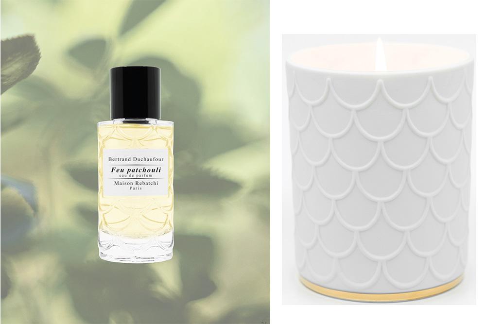 Eau de parfum Feu patchouli :Oriental boisé épicé