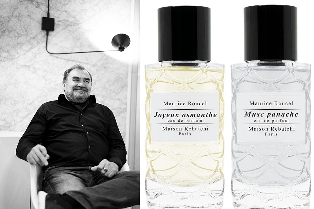 Maurice Roucel:l'agitateur de molécules