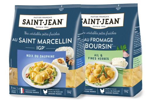 Saint-Jean : de nouvelles recettes de pâtes fraiches.