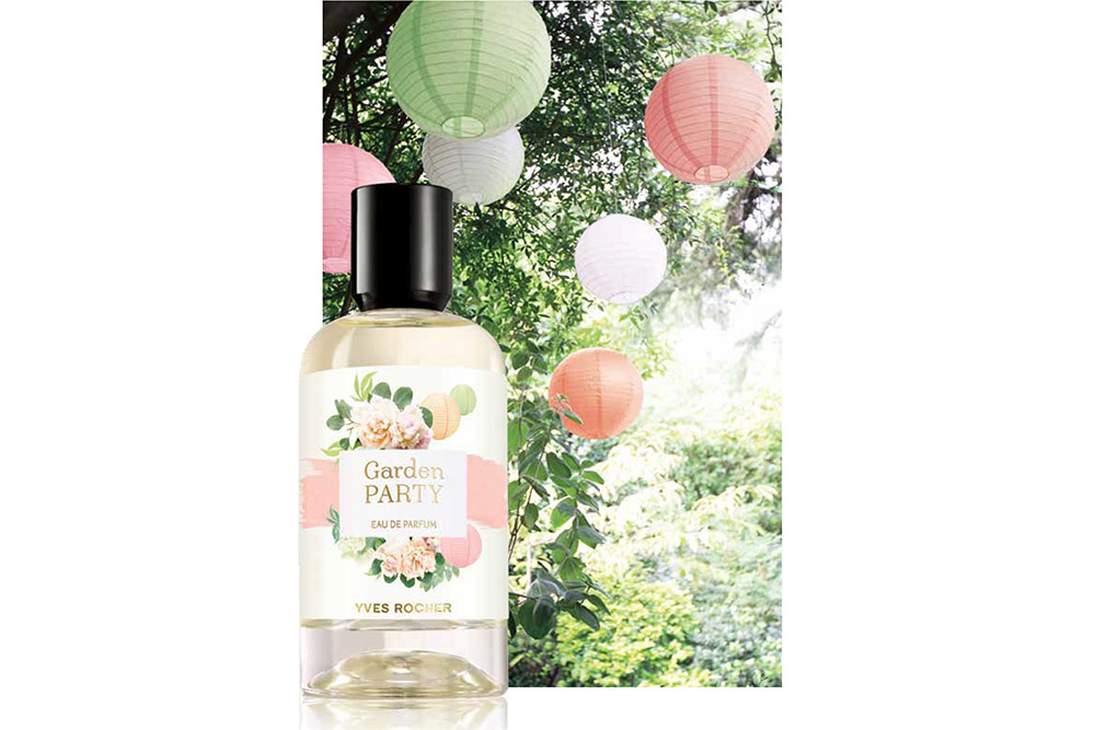 Yves Rocher : Eau de Parfum Garden Party