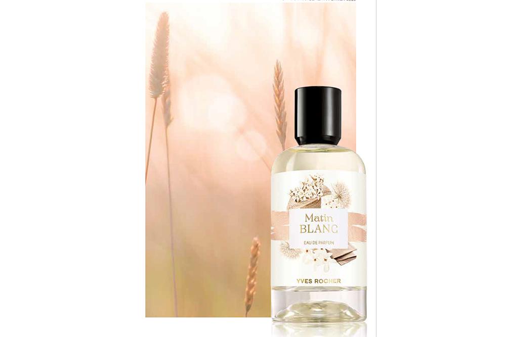 Yves Rocher : Eau de Parfum Matin Blanc
