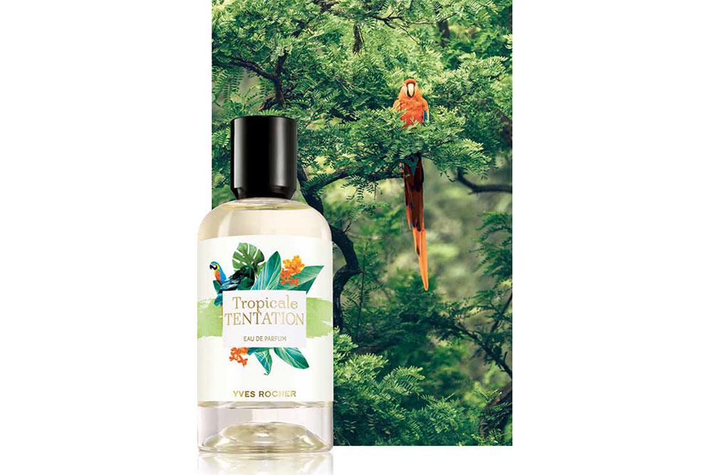Yves Rocher : Eau de Parfum Tropicale Tentation