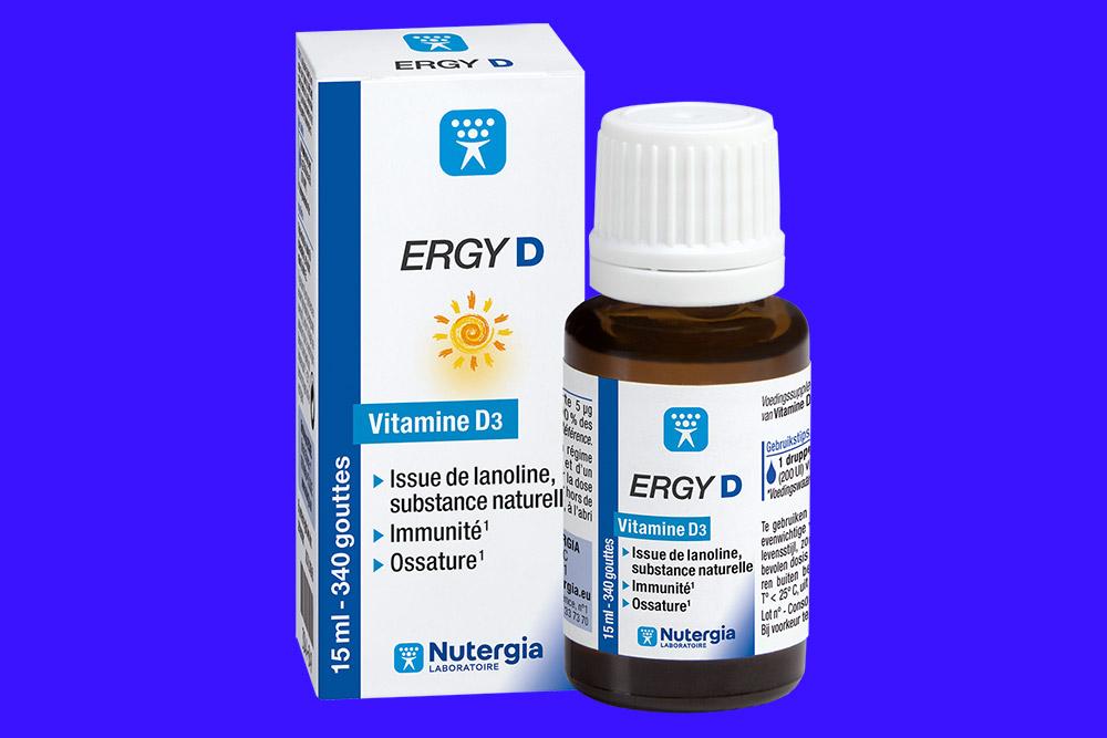 Vitamine - D - Ergy D
