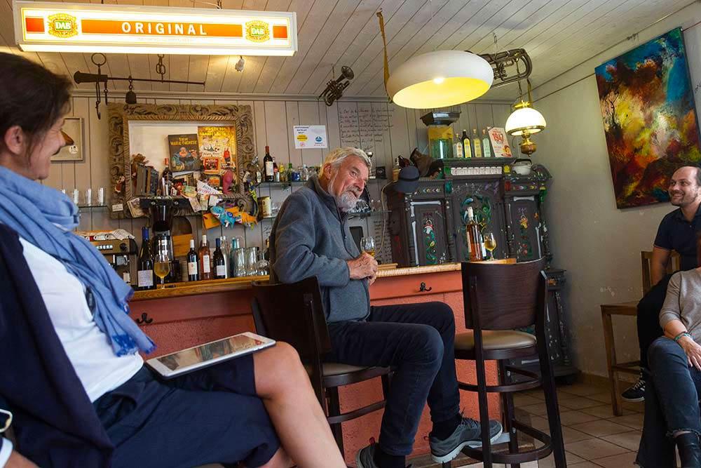 Jean-Luc Van Den Heede: « Je ne me lance jamais juste pour participer. Je joue pour gagner.