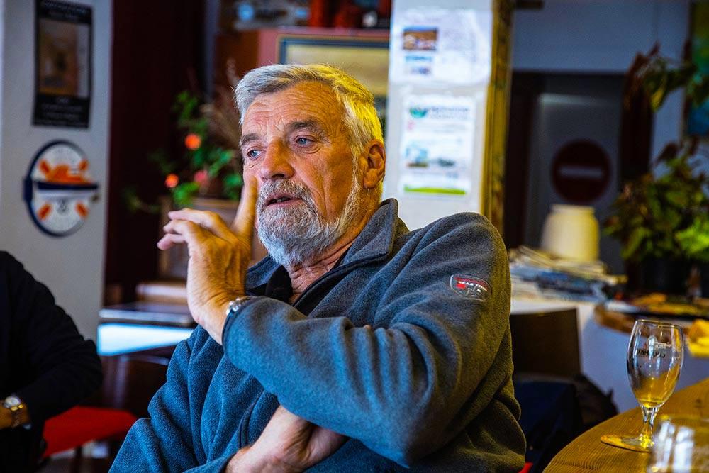 Jean-Luc Van Den Heede : « J'ai voulu revivre, dans les conditions quasi identiques, ce qu'ont vécu les aventuriers du Golden Globe Challenge »