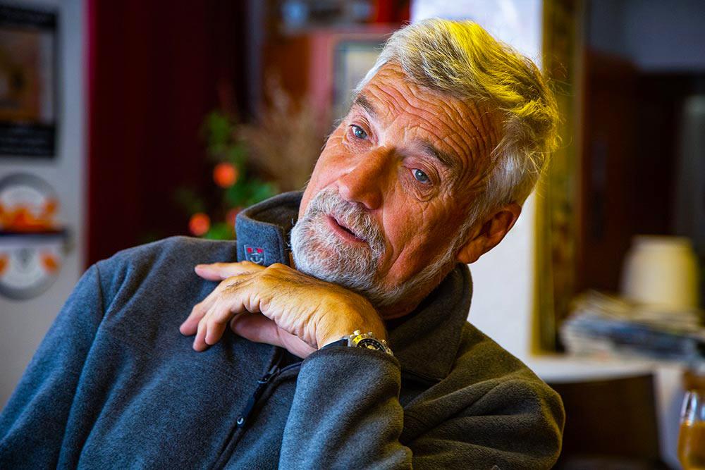 Jean-Luc Van Den Heede : « Je ne vois pas l'intérêt de faire une course si on a aucune chance de gagner.»