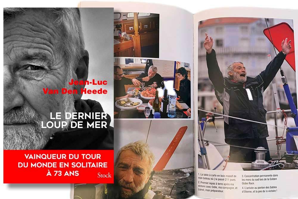 Jean-Luc Van Den Heederaconte son destin atypique dans Le dernier loup de mer…