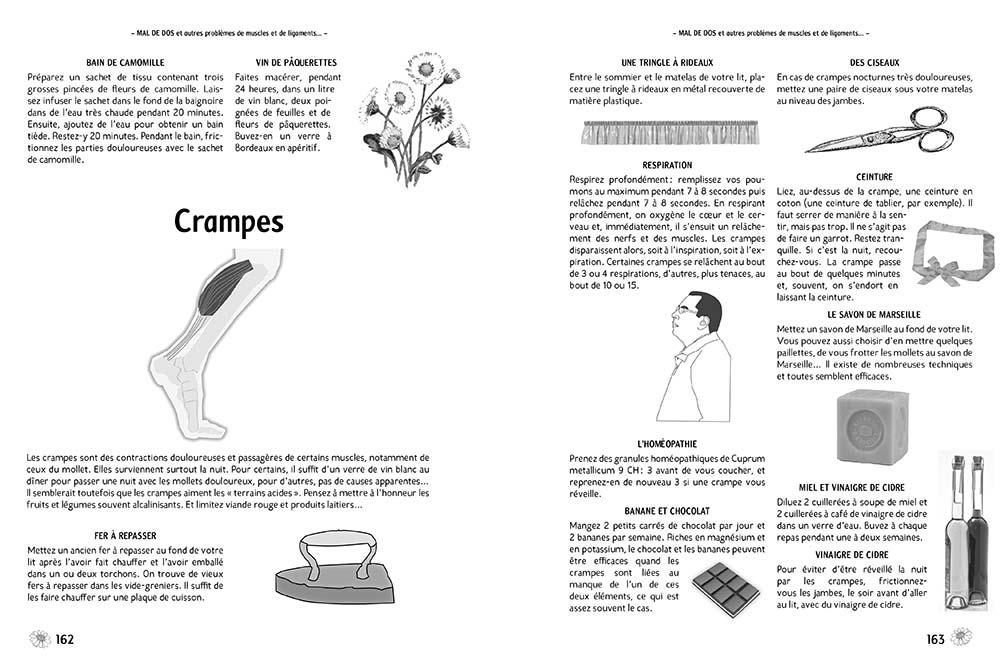 Soigner les Crampes