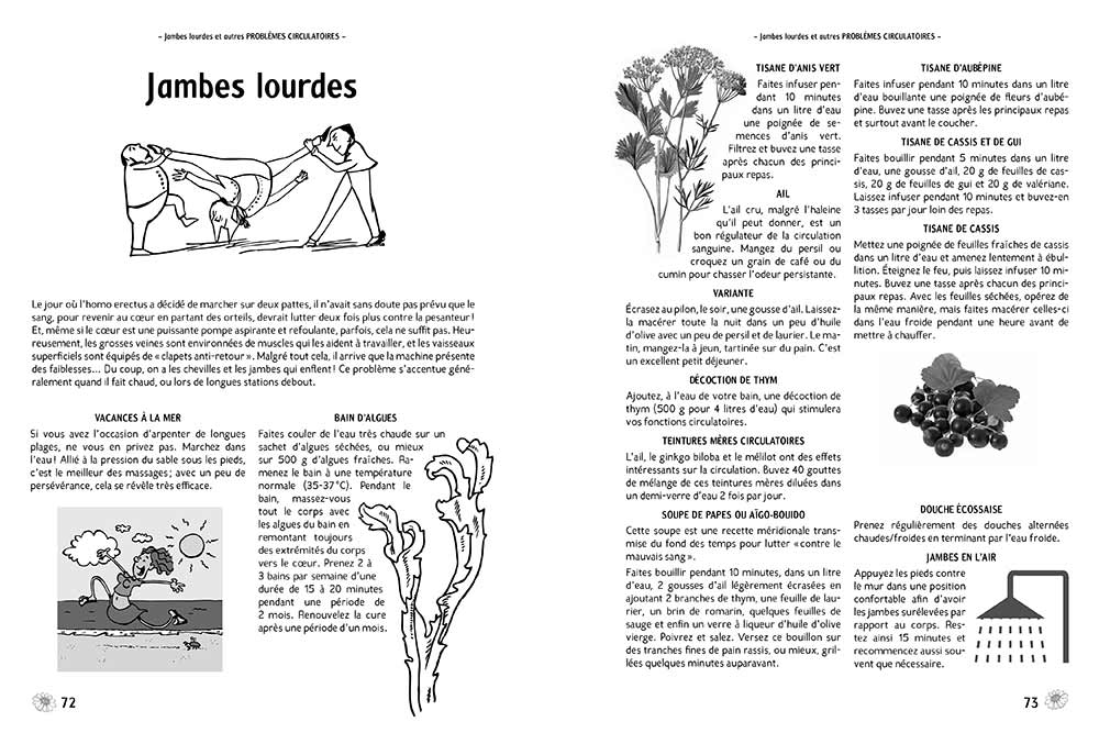 Soigner les Jambes Lourdes