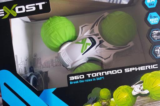 360 Tornado Spheric