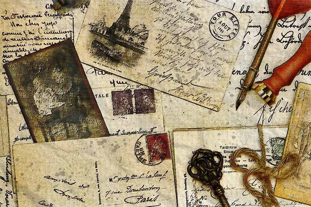 Geneatique - cartes postales