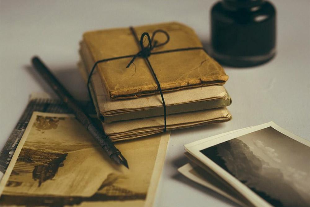 Lettres anciennes et carnets