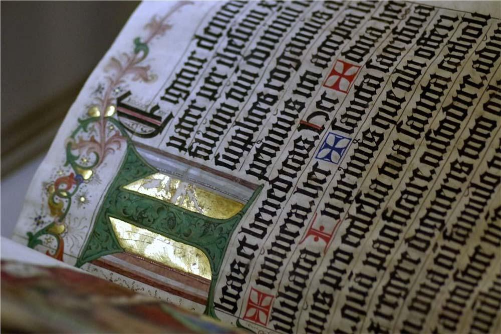 Genatique texte latin