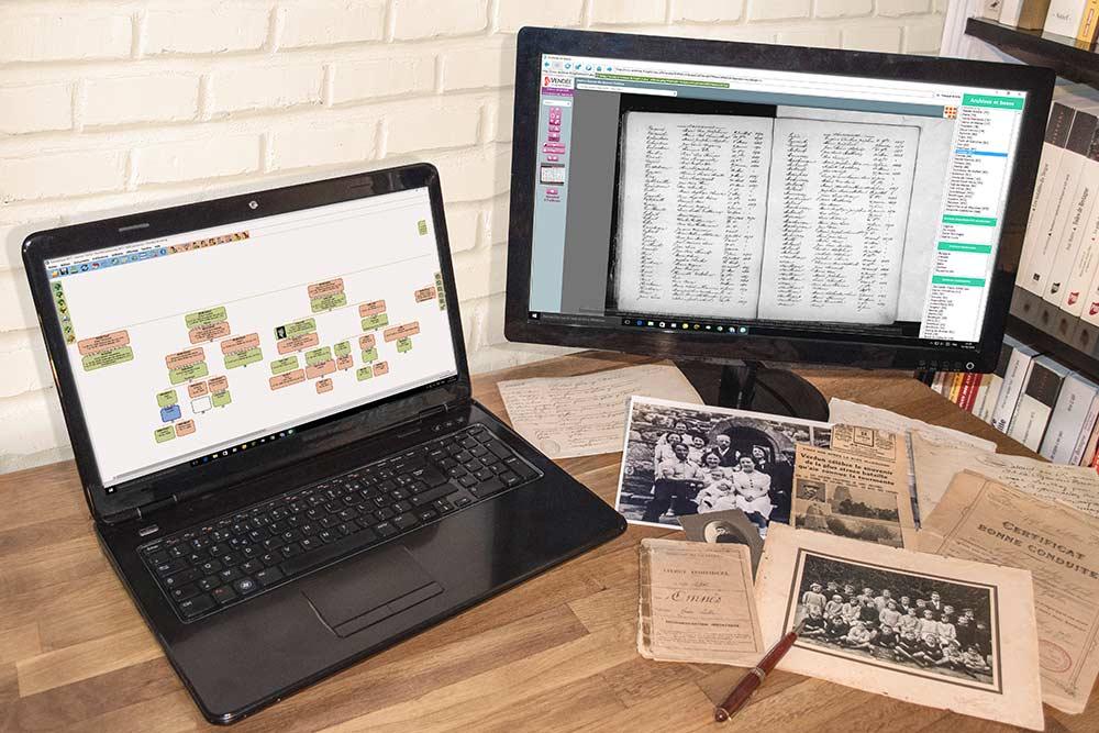 Genaatique - ordinateurs et documents