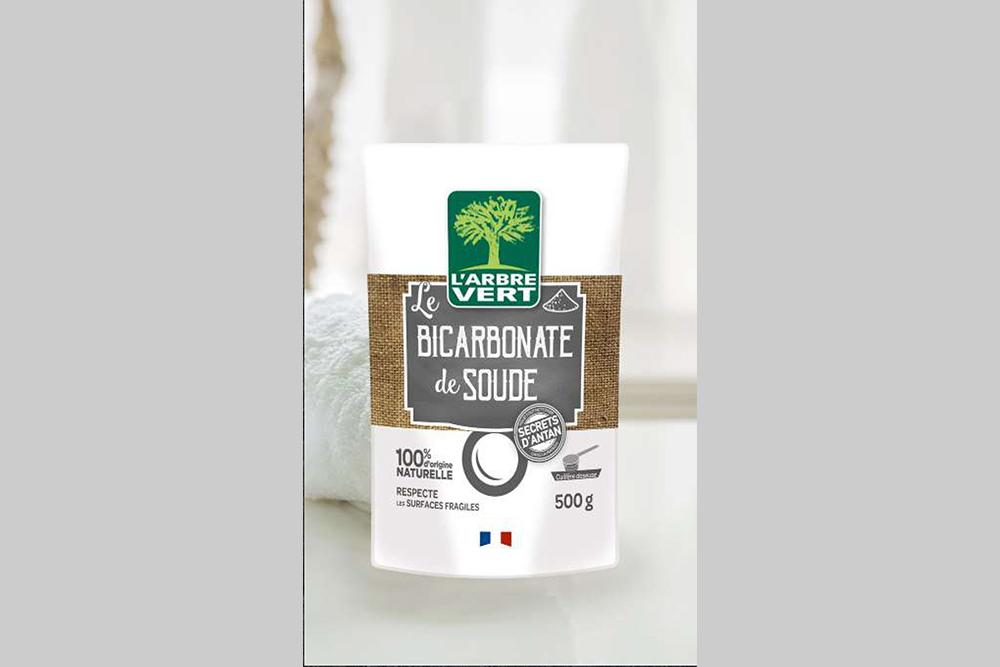 Arbre - Vert : Bicarbonate de Soude