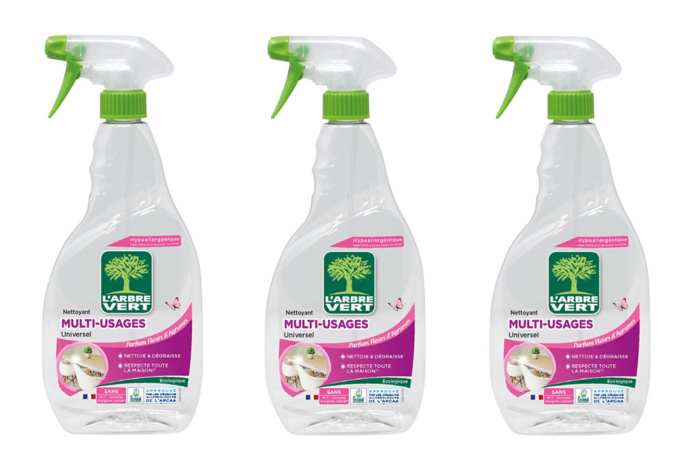 Arbre Vert : Spray Multi-Usages