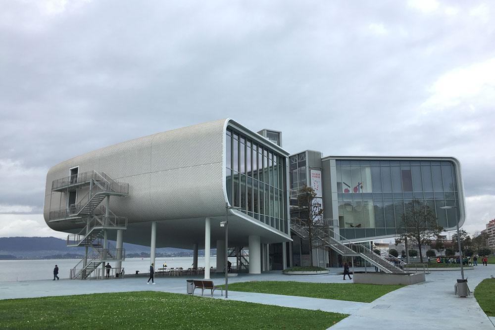 Le Centre Botin à Santander