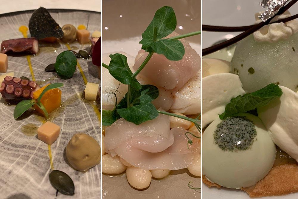 Le Cayola : restaurant gastronomique