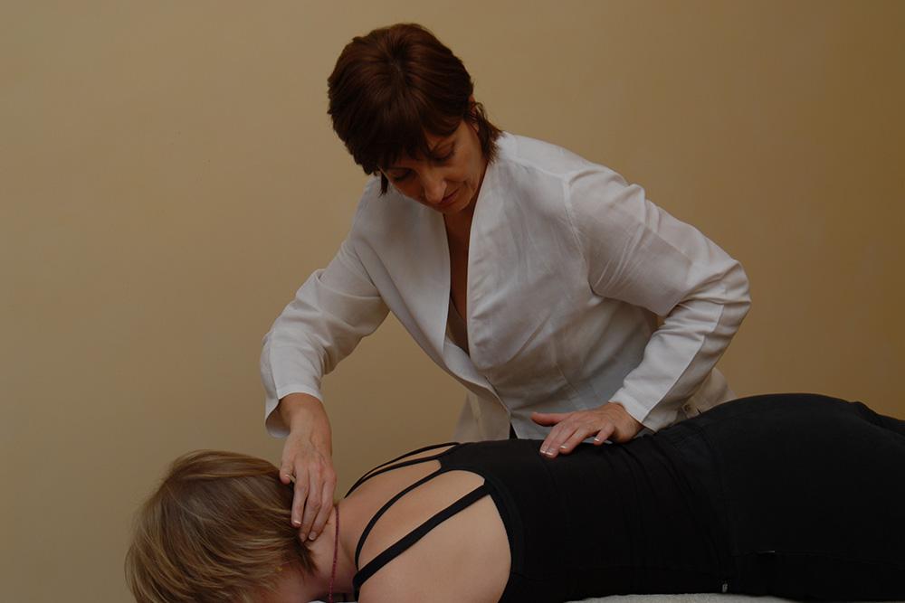 Chiropraxie - Manipulations du dos
