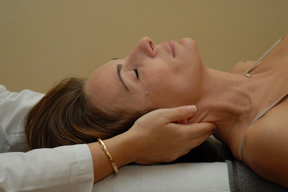 Chiropraxie - Manipulations du cou