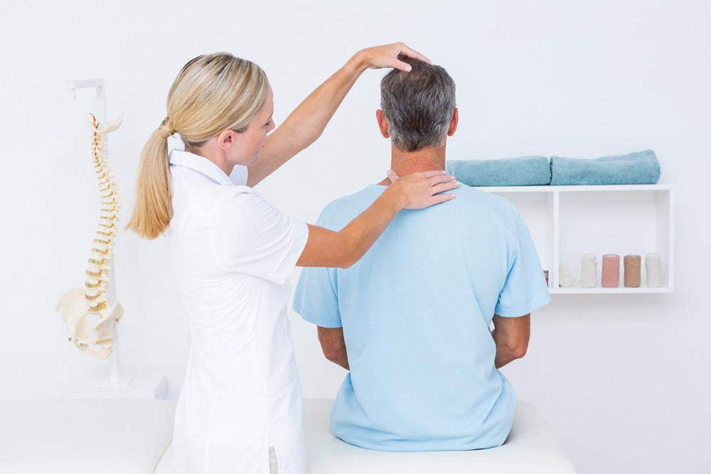 Chiropraxie : Manipulations du dos