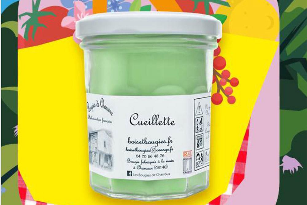 Cueillette - Bougie de Charroux
