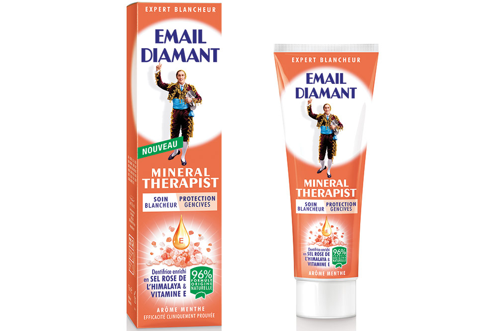 Dentifrice - Email Diamant Mineral Therapist