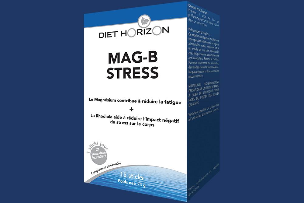 Diet - Horizon avec Mag-B Stress