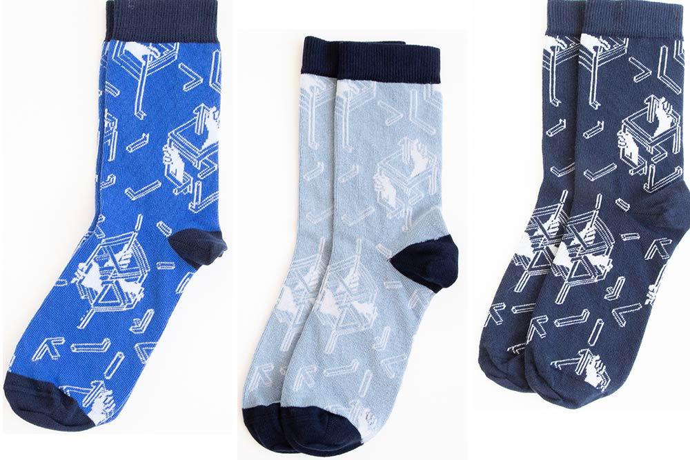 Habile : Les chaussettes