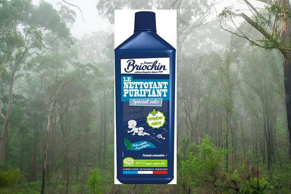 Le Nettoyant Purifiant spécial sols
