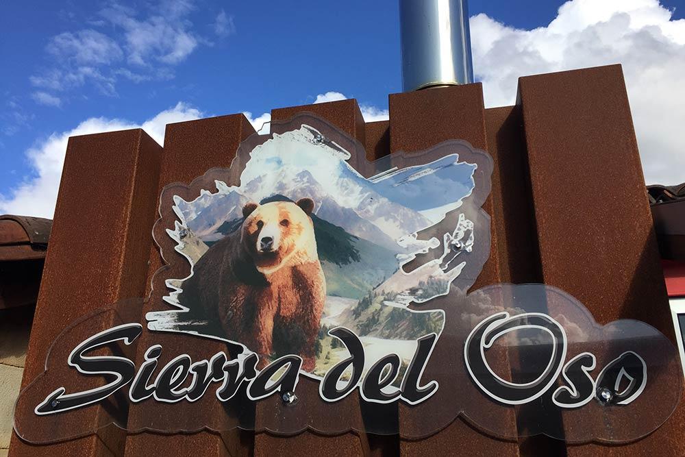 Liébana - La fabrique d'eaux de vie Sierra del Oso